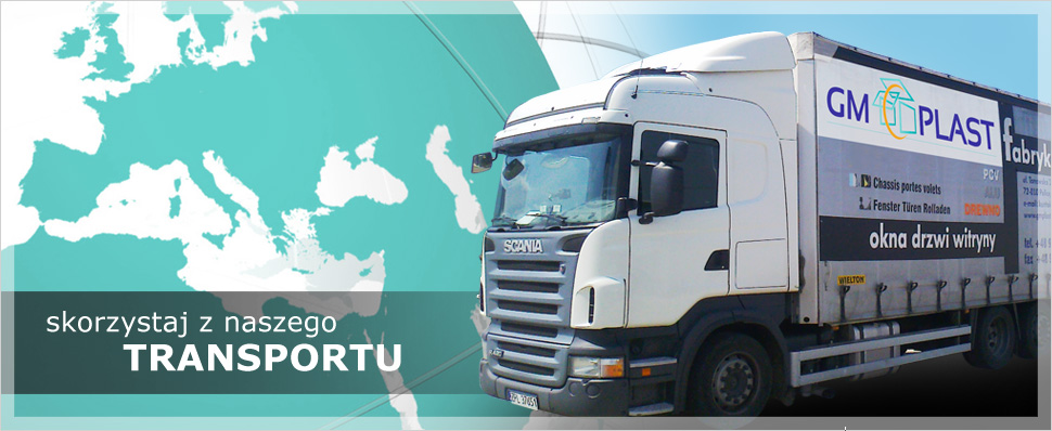 GM Plast - transport